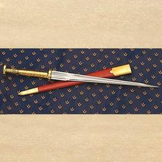 The Rondel Dagger was around for a long period of time and took many forms, from utilitarian to pure combat weapon, like this one. Made with peened construction, the grip is long enough to be grasped with a mail mitten or gauntlets and the round guard and butt lock it securely in the hand.
