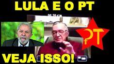 Prof Olavo - Segredos bombásticos sobre Lula e do PT - Joice Hasselmann ...