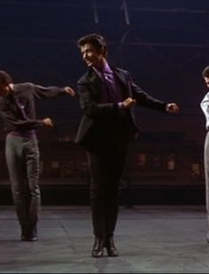 George Chakiris as Bernardo in West Side Story