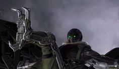 Jon Watts Discusses The Vulture's Redesign on Spider-Man: Homecoming. Seeing that concept art from Spider-Man: Homecoming gave everyone a… Michael Keaton, Marvel Fan, Marvel Heroes, Disney Channel, Vulture Marvel, Canal Disney, Broken Film, Amazing Fantasy 15, Fighting Robots