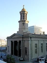 The oldest standing church in Nashville is a Catholic church, St. Mary of the Seven Sorrows. The first Catholic bishop of Nashville, a Dominican and a native of Maryland, is interred within it. Definitely stop by for a visit when you are on Capitol Hill!