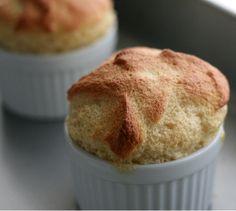 Un soufflé à l'érable avec SEULEMENT 2 ingrédients!!! #soufflé #érable #dessert #délicieux #recette