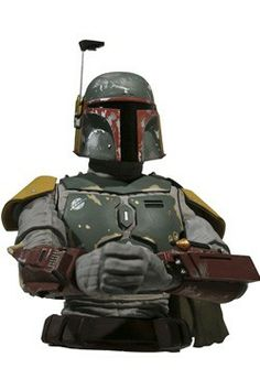 Star Wars Boba Fett Bank - Only £23!!