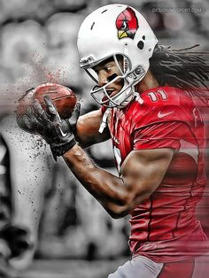 Larry Fitzgerald, Arizona Cardinals missing him today get better fast Larry