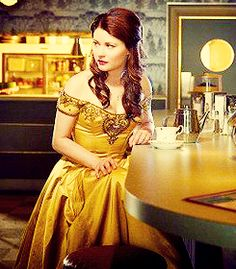 Once Upon A Time 30 day challenge. Day Two Favourite Female Character : Belle! I absolutely love belle and I love her interaction with the characters. And I love her and her books! Especially when she got the library in season two !!!