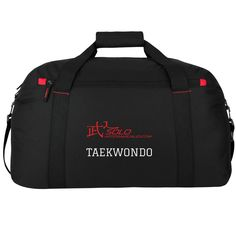 #Bolsa Deporte Taekwondo SAM 600D - €57.00   https://soloartesmarciales.com    #ArtesMarciales #Taekwondo #Karate #Judo #Hapkido #jiujitsu #BJJ #Boxeo #Aikido #Sambo #MMA #Ninjutsu #Protec #Adidas #Daedo #Mizuno #Rudeboys #KrAvMaga #Venum
