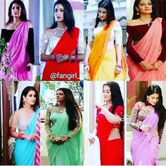 Which of the sari are looking Beutiful