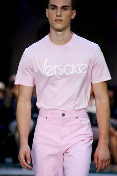 Versace - Pasarela
