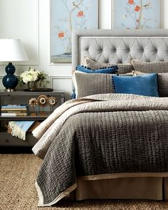Awesome 50 Best Winter Bedroom Decoration Ideas. More at https://50homedesign.com/2018/01/12/50-best-winter-bedroom-decoration-ideas/