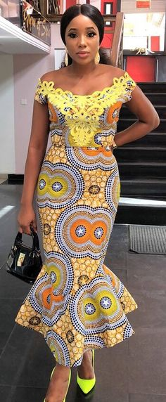 trendy Ankara Styles are the most beautiful pieces of clothing. Ankara Styles is one of the hottest African fashion you need to wear. African Dresses For Women, African Print Dresses, African Print Fashion, Africa Fashion, African Fashion Dresses, African Attire, African Wear, African Women, African Prints