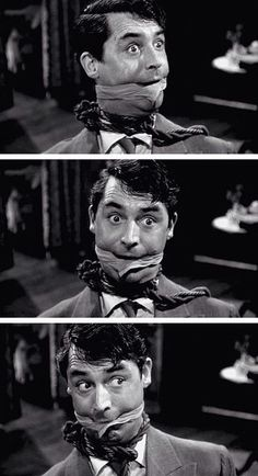 Cary Grant - Arsenic & Old Lace