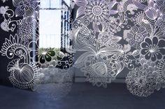 Eden, Metal Panel, Caino Design