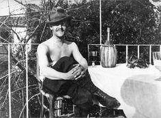 Hermann Hesse. Italy.