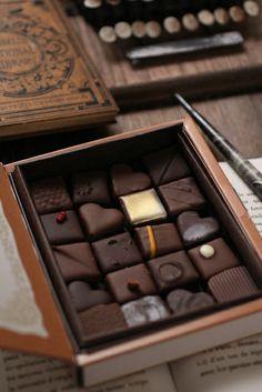Rivière, bonbon chocolat, Hyogo, Japan