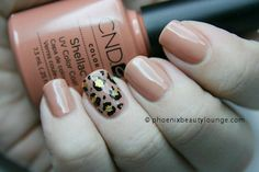 How to apply CND Shellac
