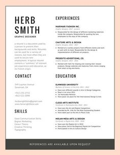 Header For Resume Best Brown White Header Theatre Resume  Work  Pinterest  Simple Resume .