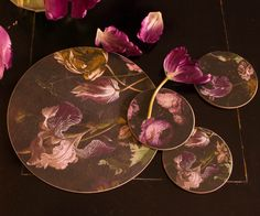 Floralism Table mats and coasters