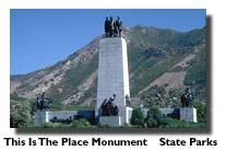 This is the Place Monument. Historical buildings, trains, petting zoo. Check  their facebook page for free days dates in the summer.