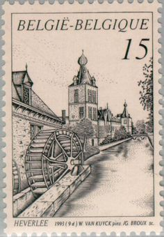 Stamp: Heverlee (Belgium) Mi:BE 2567,Sn:BE 1497,Yt:BE 2515,Sg:BE 3178,Bel:BE…