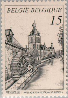 Sello: Heverlee (Bélgica) Mi:BE 2567,Sn:BE 1497,Yt:BE 2515,Bel:BE 2515