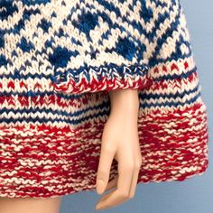 Knit & Purl Arnhem, for curious knitters! un site où on peut acheter laines… Knitwear Fashion, Knit Fashion, How To Purl Knit, Knit Purl, Vogue Knitting, Poncho, Fair Isle Knitting, Mode Style, Pulls
