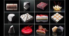 | Dinara Kasko's Design Background Inspires Architectural Desserts | The Architecture Of Taste. |