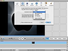 How to upload videos to YouTube from iMovie (iMovie 11 included). | Wondershare support
