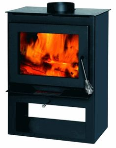 England Stove Works Summers Heat EPA Wood Burning Stove - 50-SVL17