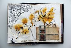 CCB Traveling Art Journal - March 2017