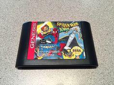 Spider-Man/X-Men: Arcade's Revenge  (Sega Genesis, 1993)