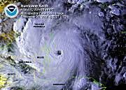 National Weather Center: Hurricanes in History