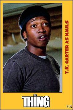The Thing 1982, Baseball Cards, Film, Sports, Movie, Hs Sports, Film Stock, Cinema, Sport