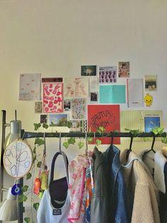 My New Room, My Room, Dorm Room, Cute Room Ideas, Cute Room Decor, Wall Decor, Room Ideas Bedroom, Bedroom Inspo, Indie Bedroom Decor