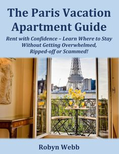 Book Review : Paris Vacation Apartment Guide
