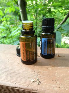Migraine Relief: Put a drop of Frankincense onto fingertips and massage gently into scalp, temples and back of neck.  Do the same with a drop of Peppermint.  Repeat as often as needed.