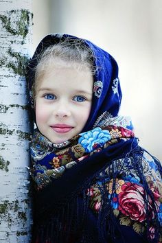 a subtle touch of culture through the scarf: Russian Girls, Faces, Beautiful Children, Kids, Beauty, Photo, People, Russian Culture, Eye