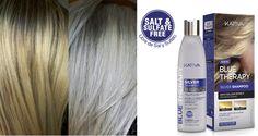 Kativa Blue Therapy Silver Shampoo To Kativa Blue Therapy Silver Shampoo είναι ένα σαμπουάν που χρησιμοποιεί μια φόρμουλα από μπλε και μωβ διορθωτικές χρωστικές της επόμενης γενιάς . Χρησιμοποιεί μικροσωματίδια που διεισδύουν στην ίνα της τρίχας ,εξουδετερώνοντας τις ανεπιθύμητες αποχρώσεις του κίτρινου και πορτοκαλί ενώ ταυτόχρονα παρέχουν ενυδάτωση και λαμπερά και υγιή μαλλιά! Ο τύπος του βασίζεται στη συμπληρωματικότητα του χρωμίου. Δηλαδή, μικροί παράγοντες αποχρώσεων αντίθετοι με…