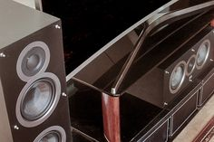 The Best Surround-Sound Speakers for Most People | If you're looking for an affordable, high-performance 5.1-channel home theater speaker system, we recommend an ELAC Debut system comprised of the company's C5 center speaker, two F5 floor-standing speakers, a pair of B5 bookshelf speakers, and the S10EQ subwoofer.