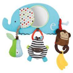 Skip Hop Alphabet Zoo Stroller Bar Toy