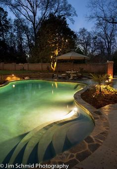 Design by Pool by Design: Charlotte, NC | Pool Design Renovations ...