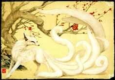 Ninetailed Fox