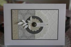 Kreativ mit Stempel und Papier: Ein schnelles Hallo!