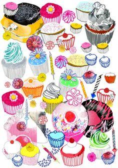 Hennie Haworth - collection of treats!