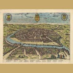 Sevilla, España a principios del s.XVII