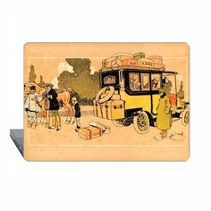 49.50 USD Macbook Pro 13 inch TB Case vintage MacBook Air 13 by ModMacCase