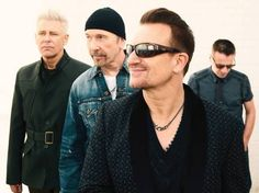 In-depth, in-person, all 4 band members U2 interview