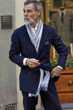 40 Fabulous Old Man Fashion Looks