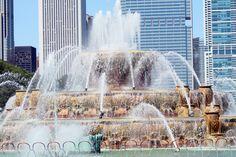Buckingham Fountain - Chicago, IL