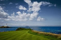 3 Spectacular Courses at the Turnberry Resort in Scotland... #golf #courses