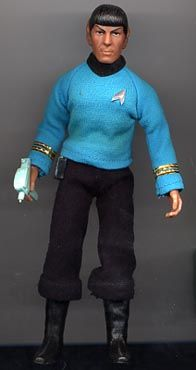 Mr. Spock Action Figure | Action Figures | Sugary.Sweet | #ActionFigure #Toy #StarTrek